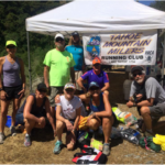 Tahoe Mountain Milers Aid Station at Canyons 100K